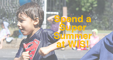 REGISTER FOR WIS SUMMER CAMP